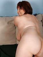 mature asses spanked